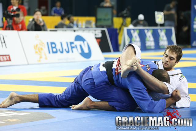 Luiz Panza explains changing teams to Checkmat
