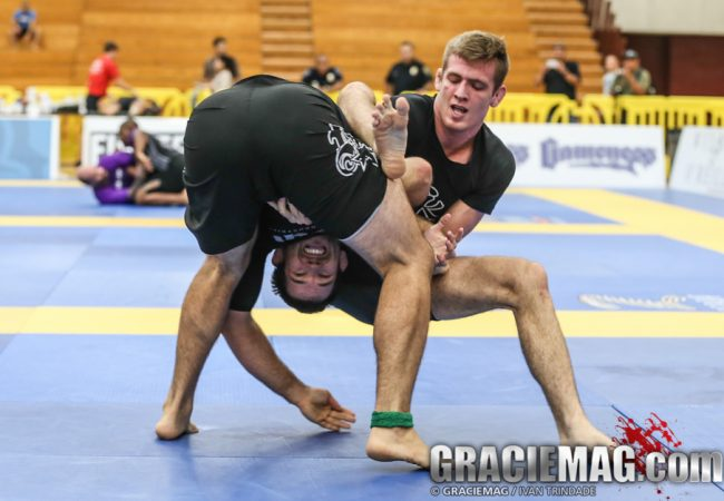 American Nationals no-gi: Keenan Cornelius takes gold at open class, other results