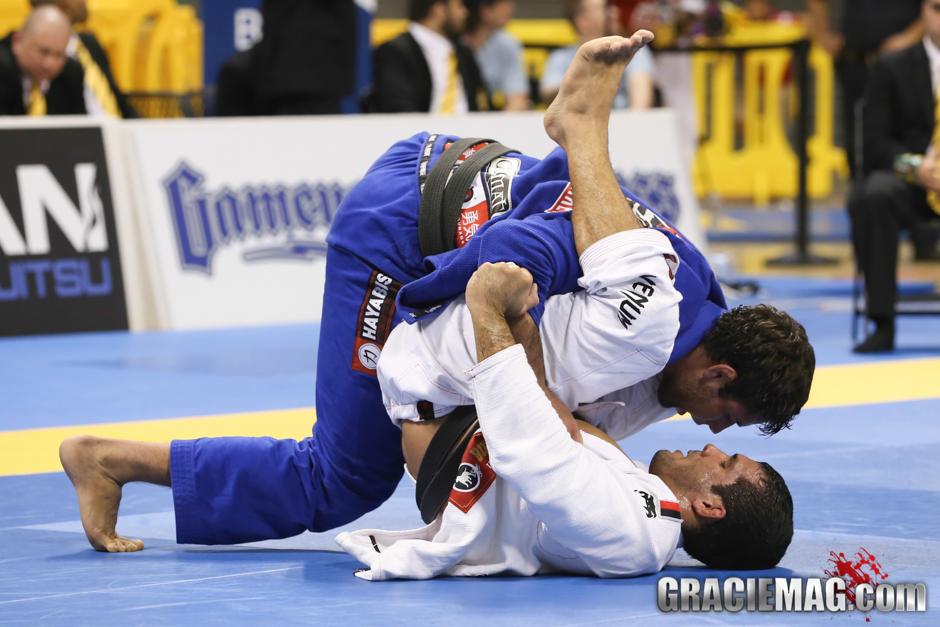 Buchecha vs. Rodolfo at the 2014 Worlds