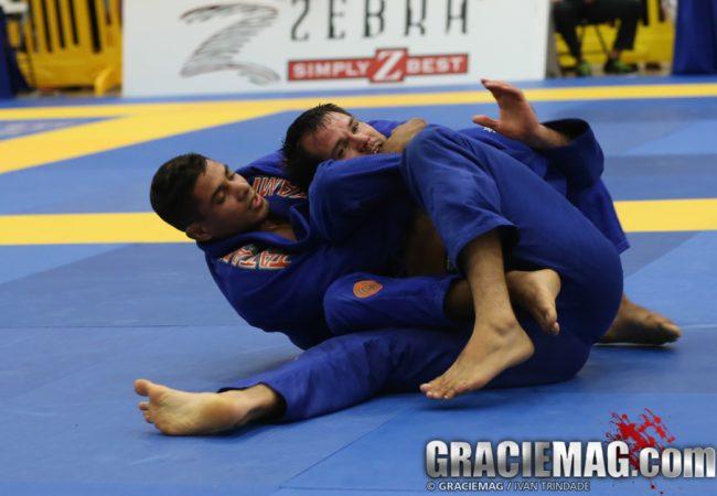 A pressão de JT Torres no Pan de Jiu-Jitsu 2015
