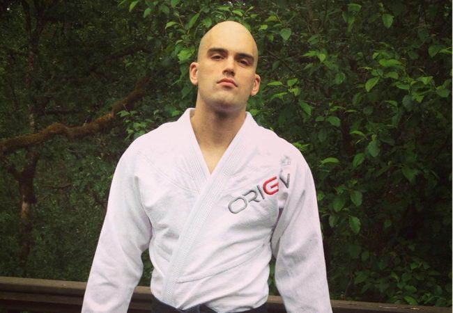 O leglock de James Puopolo que funcionou no Dallas Open de Jiu-Jitsu
