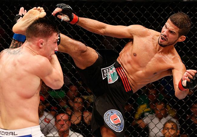 Antes do UFC em Brasília, relembre Léo Santos x Cícero Costha no Jiu-Jitsu