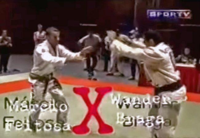 Vídeo: Relembre o Pan de Jiu-Jitsu de 1999 nesse registro histórico