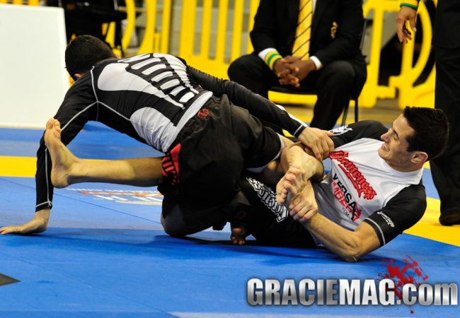Worlds No-Gi: learn a DLR sweep from Caio Terra and register today