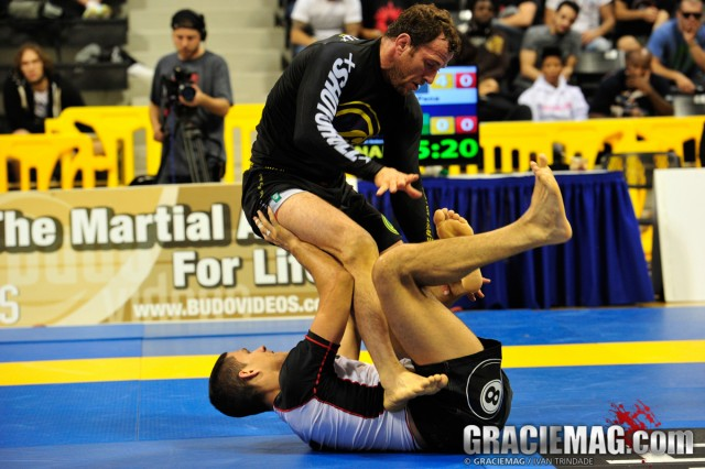 Relive the excitement of No-Gi Worlds with the battle between Telles & Preguica