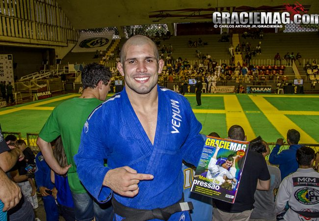 Rodolfo Vieira finaliza e GFTeam vence o Brasileiro de Equipes de Jiu-Jitsu