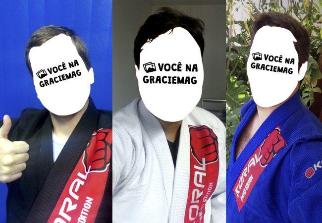 Assine, receba seu kimono e apareça na GRACIEMAG!