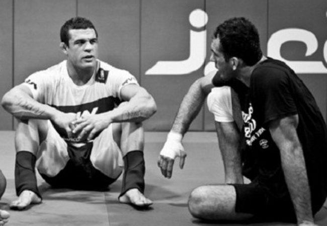 UFC: Antes de Weidman, Vitor Belfort atualiza seu Jiu-Jitsu com o berimbolo