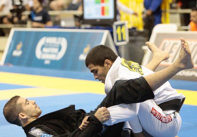Amor à luta: Vitor Shaolin e Nino Schembri analisam superluta na Jiu-Jitsu Expo