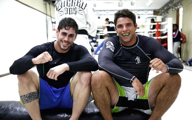 Vídeo: Marcus Buchecha surfa com Cara de Sapato e fala de MMA