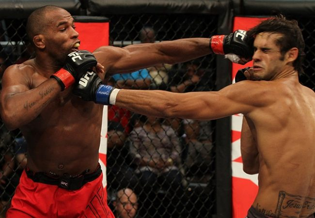 """Leandro Buscapé vibra com retorno ao UFC: """"Mereço estar no plantel do Ultimate"""""""