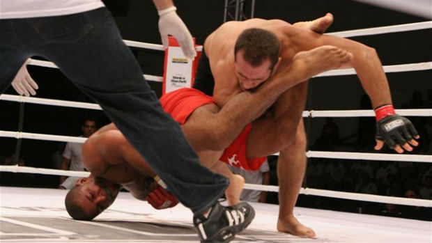 MMA: Algoz de Cigano encara Jacaré no Juiz de Fora Fight