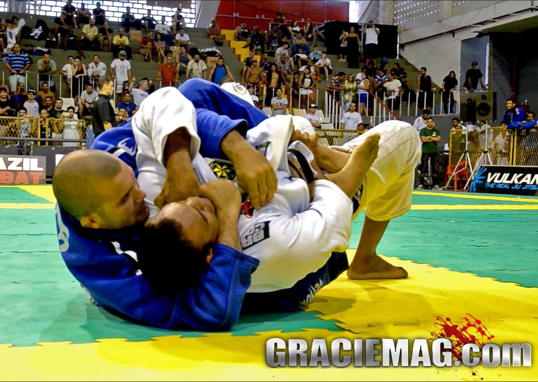 Rodolfo já conquistou tudo no Jiu-Jitsu e quer alcançar novas metas. Foto: Carlos Arthur Jr/GRACIEMAG