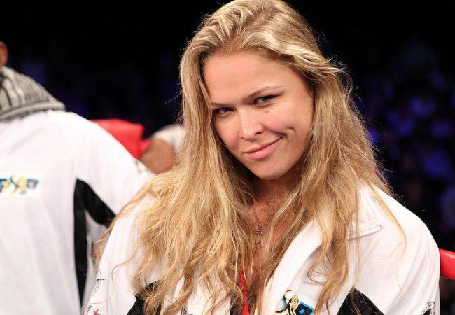 Vídeo: O treininho de Jiu-Jitsu de Ronda Rousey e Gilbert Melendez