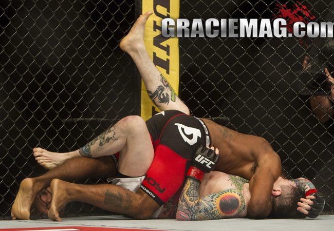 Jiu-Jitsu: Reveja Wilson Reis e seu justo katagatame no UFC Rio