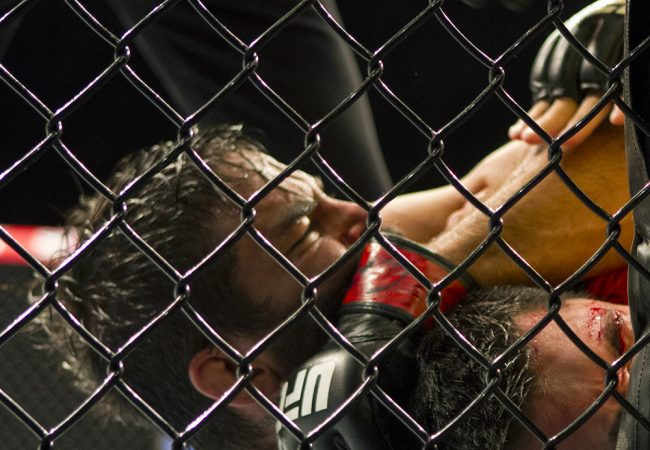 Jiu-Jitsu: Reveja Yan Cabral e seu mata-leão vencedor no UFC Rio