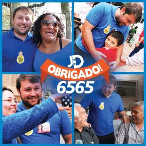 Derly foi eleito deputado federal pelo Rio Grande do Sul. Foto: Facebook oficial