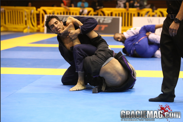 Creative Jiu-Jitsu: have you seen the flying berimbolo?