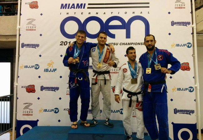 Miami Open: Mahecha wins open class, other results