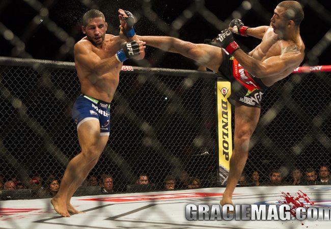 Vídeo: Relembre os melhores lances de José Aldo x Chad Mendes no UFC Rio