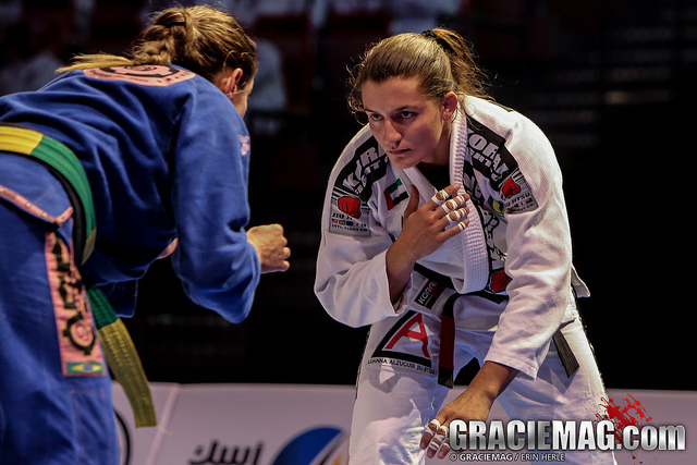 Video: Watch Luanna Alzuguir back in action at the IBJJF London Open