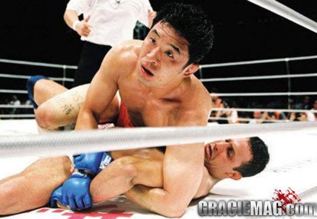 Renzo analyzes rematch with Sakuraba and explains why he is proud of his defeat to the rival