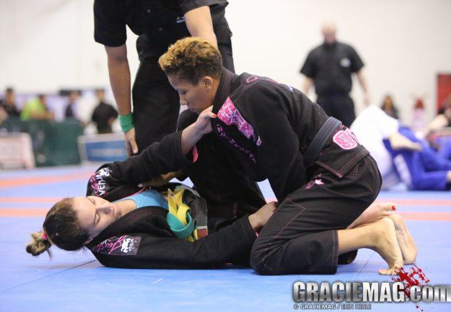 BJJ Pro NYC: watch Nyjah Easton vs. Luiza Monteiro in the medium-heavy final