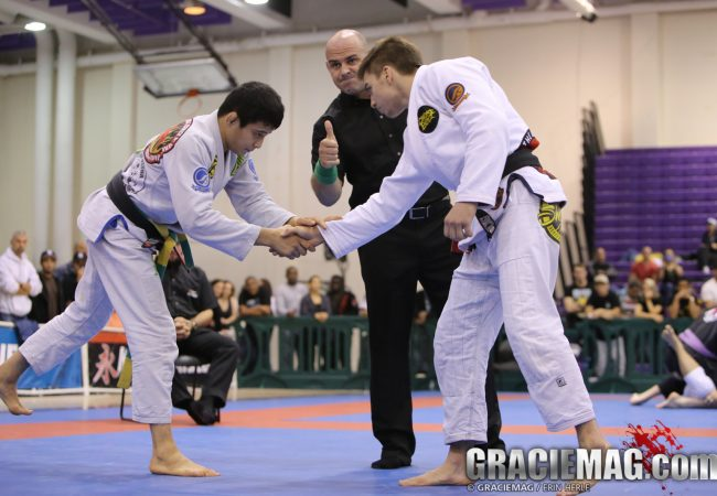 BJJ Pro New York: watch João Miyao vs. Gianni Grippo in the featherweight final