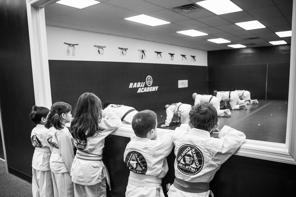 RABJJ kids. Photo: RABJJ