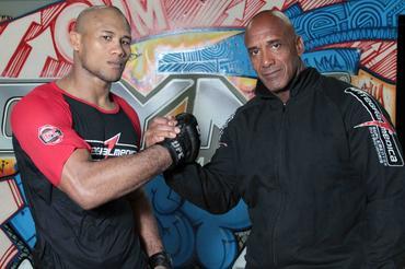 Rogerão é preparador físico de Jacaré e demais atletas da X-Gym. Foto: Divulgação