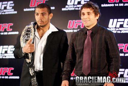 Quick results: UFC 179 – Aldo vs. Mendes II