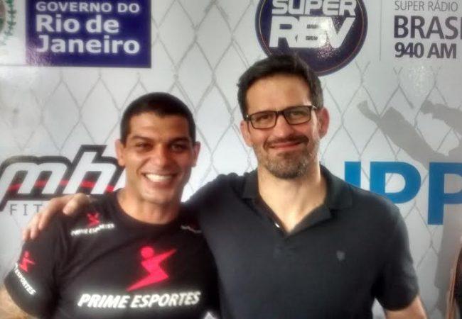 Murilo e Arona inauguram projeto social no Rio
