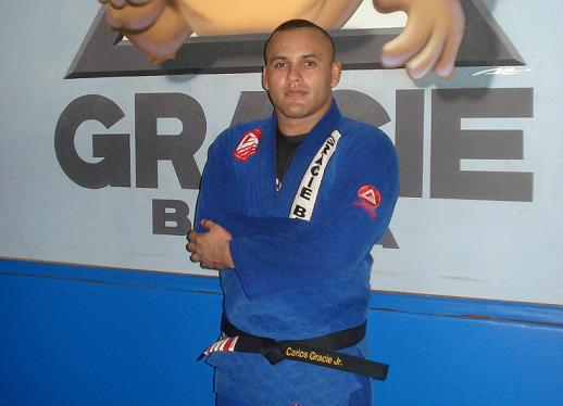 "Aldo ""Caveirinha"" Januario seminar at GMA Gracie Barra Manhattan Beach on Oct. 31"