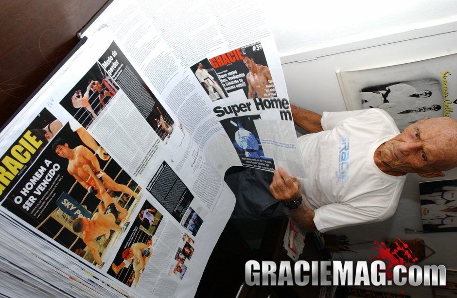 Helio kept a scrap book about his family's accomplishments