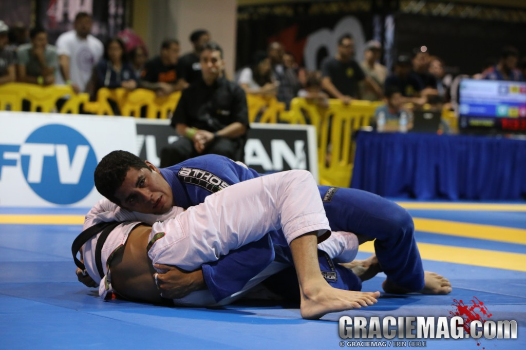 Eduardo Alves, campeão absoluto do Long Beach Open. Foto: Erin Herle/GRACIEMAG