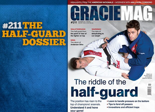 GM #211: The riddle of the half-guard