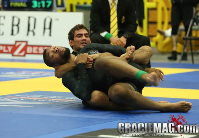World No-Gi: watch Lucas Leite vs. Tim Spriggs in a thrilling battle in Azusa