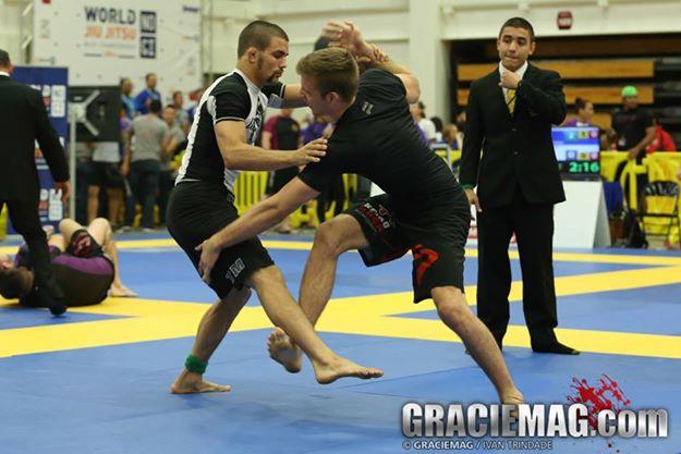 A vitória de Keenan Cornelius contra Garry Tonon no Mundial de Jiu-Jitsu Sem Kimono