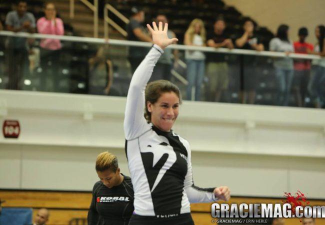 Assista à vitória de Luiza Monteiro no Mundial de Jiu-Jitsu Sem Kimono