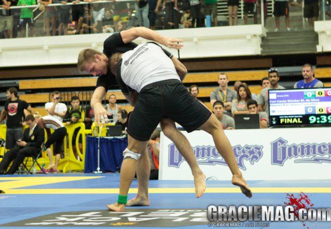Watch Yuri Simões vs. Keenan Cornelius fight for Worlds No-Gi open class gold