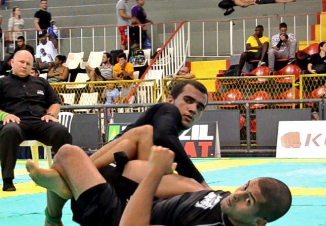 Jiu-Jitsu: A batalha de Márcio André e Kim Terra no Brasileiro Sem Kimono