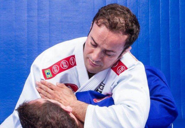 O professor de Jiu-Jitsu é um professor diferente