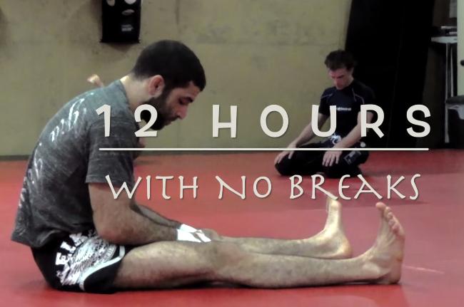 Murilo Santana treina Jiu-Jitsu 12 horas sem parar; entenda o motivo