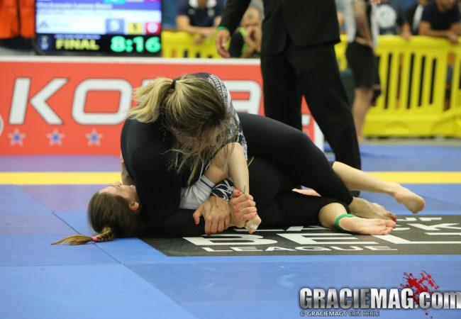 Worlds No-Gi: Gabi wins absolute; Luiza, Mackenzie, Andresa win divisions