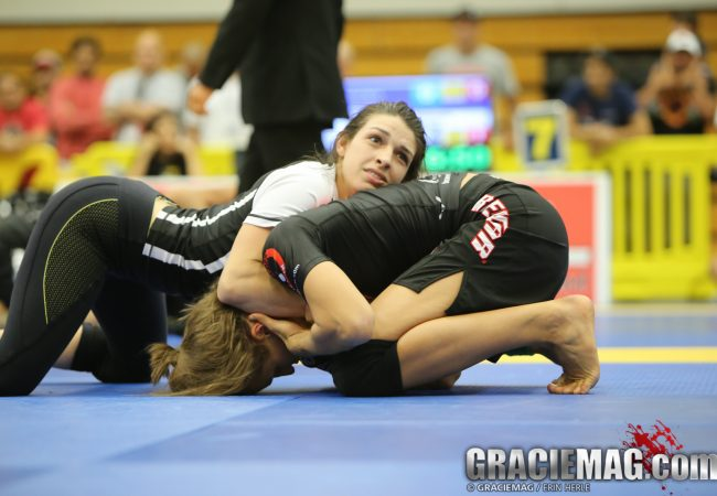 Worlds No-Gi: Mackenzie Dern vs. Gabi Garcia set for black belt absolute final