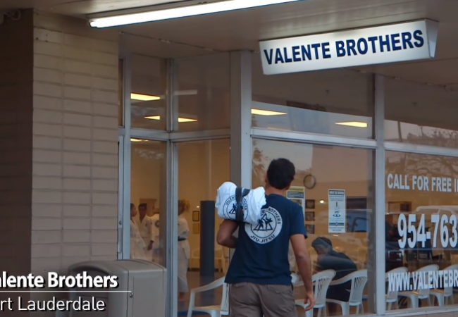 Video: Tour the four academies of the Valente brothers in Florida