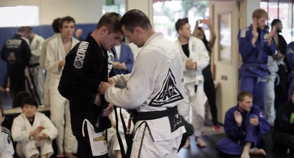 Video: GMA Impact Jiu-Jitsu shares the moment six students earn their black belts