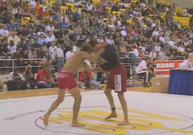 Remember Marcio Feitosa vs UFC star Urijah Faber No-Gi match