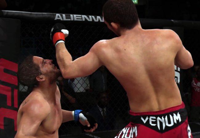UFC 179: José Aldo nocauteia Chad Mendes em simulação de videogame