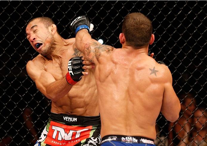 Uma derrota de Aldo teria posto tudo a perder no MMA? Foto: Josh Hedges/Zuffa LLC via Getty Images